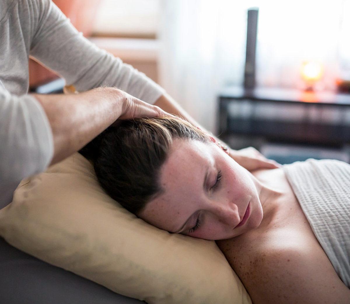 massage and bodywork