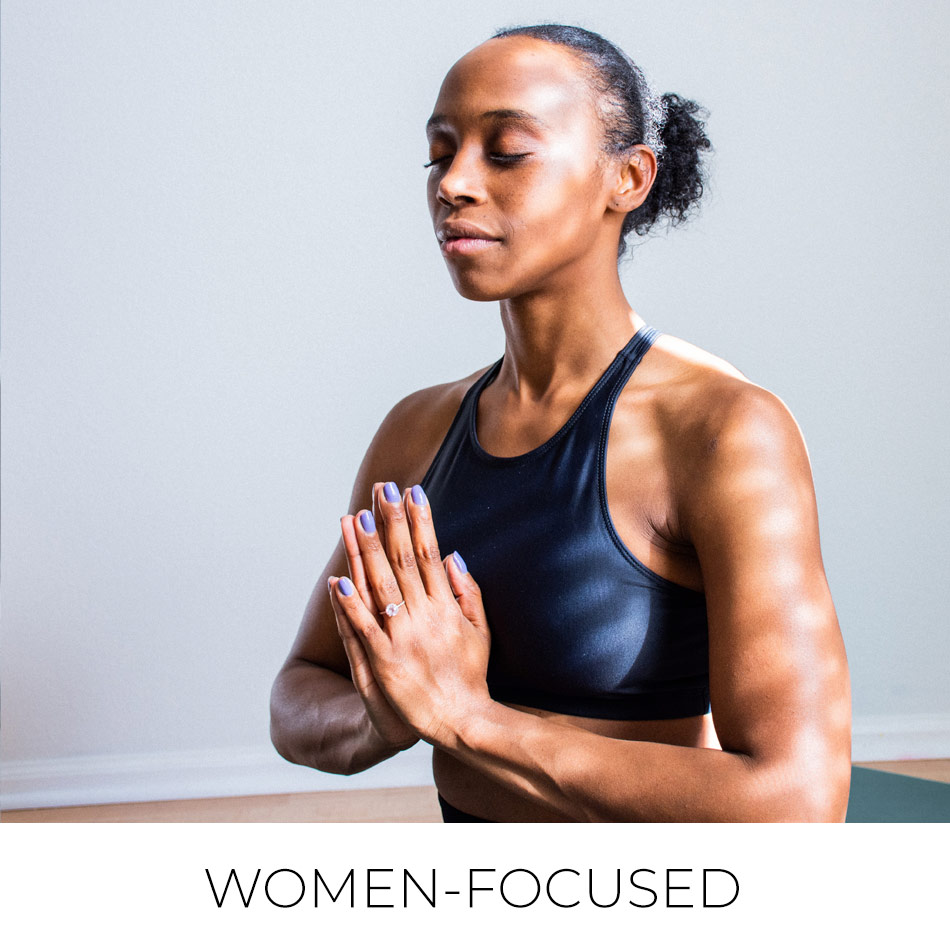 women focused