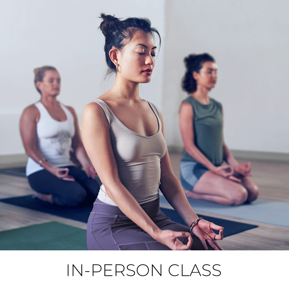 In Person Yoga Class